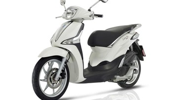 Giá xe Piaggio Liberty 2018 tháng 7/2018