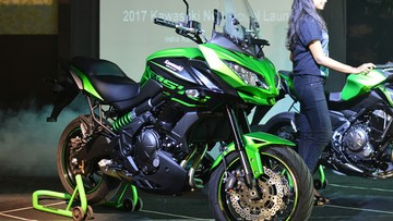 Versys 650: Giá xe Kawasaki Versys 650 mới nhất tháng 07/2019