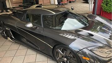 """Lần đầu tiên bắt gặp siêu xe """"hàng thửa"""" Koenigsegg Agera Thor ngoài đời thực"""