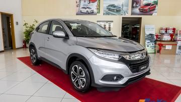 Đánh giá nhanh Honda HR-V mới được trưng bày tại Việt Nam