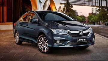 Honda City vẫn chiếm ngôi vương trong doanh số tháng 6/2018 của Honda Việt Nam