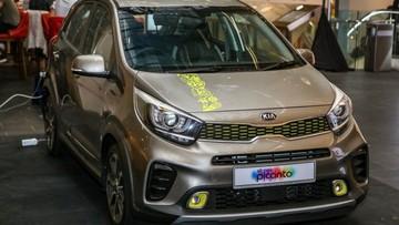 Kia Picanto X-Line phiên bản World Cup 2018 đặt chân đến Đông Nam Á