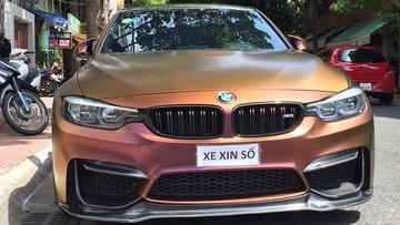 """BMW M3 của Cường """"Đô-la"""" bất ngờ xuất hiện tại Vũng Tàu với ngoại thất """"tắc kè hoa"""""""