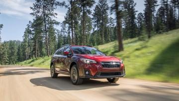 Subaru CrossTrek 2019 được trang bị hộp số vô cấp, tăng giá nhẹ