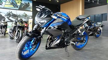 Kawasaki Z300 dính án triệu hồi vì nguy cơ cháy xe