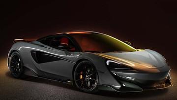 Siêu xe McLaren 600LT có giá 5,53 tỷ Đồng tại Mỹ