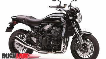 Kawasaki Z900RS 2018 được bổ sung tùy chọn màu đen, giá khởi điểm 507 triệu đồng