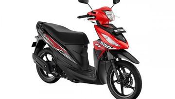 Xe ga giá rẻ Suzuki Address 2018 có tùy chọn màu sắc mới