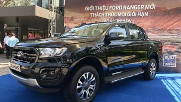 Sau Everest 2018, đến lượt Ford Ranger 2018 xuất hiện tại Việt Nam