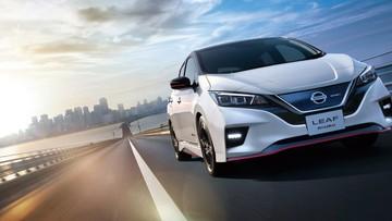 Xe điện Nissan Leaf Nismo 2018: thể thao hơn, mạnh mẽ hơn