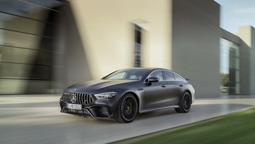 "Mercedes-AMG GT 4-Door Coupe - Xe sang ""đắt xắt ra miếng"""