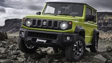 Suzuki xác nhận sẽ bán SUV nhỏ xinh Jimny 2019 ở Đông Nam Á