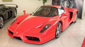 Ferrari Enzo từng của tay đua Công thức 1 huyền thoại Michael Schumacher được rao bán