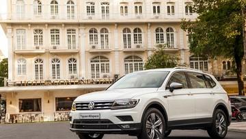Volkswagen Tiguan Allspace chính thức lăn bánh tại thị trường Việt Nam