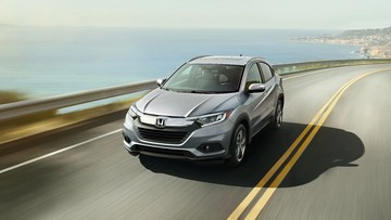 Honda HR-V 2019 tại Mỹ có giá chỉ bằng một nửa so với xe ở Việt Nam