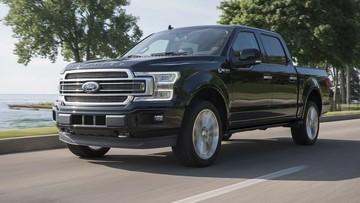 """Xe bán tải """"khủng long"""" Ford F-150 Limited 2019 được bổ sung sức mạnh của F-150 Raptor"""