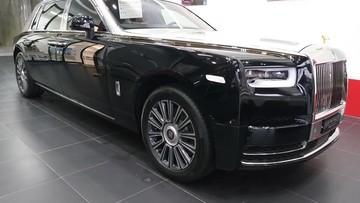 Lào cũng đã có Rolls-Royce Phantom thế hệ thứ 8, khi nào đến các doanh nhân Việt?