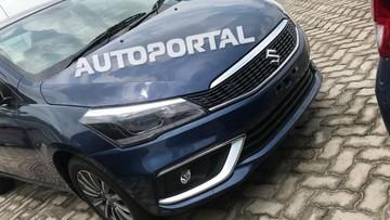 """Suzuki Ciaz 2018 """"hiện nguyên hình"""" trước ngày ra mắt, sẵn sàng cạnh tranh Honda City"""