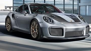 Đã có khách Việt đặt mua siêu xe Porsche 911 GT2 RS 2018 giá gần 20 tỷ đồng