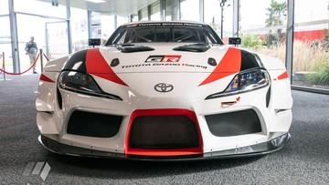 Toyota GT Supra Racing Concept chỉ để trưng bày vẫn có giá 2 triệu USD