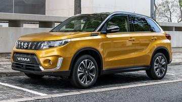 Suzuki Vitara 2019 chính thức được vén màn với thiết kế và động cơ mới