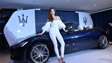 Maserati GranCabrio Sport 2018 cập bến Việt Nam với giá bán hơn 17 tỷ đồng