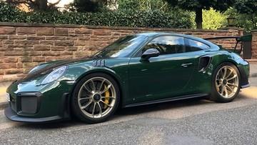 Siêu xe Porsche 911 GT2 RS giá gần 20 tỷ đồng sắp về Việt Nam có thêm lựa chọn màu sơn mới