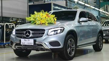 Bảng giá xe Mercedes-Benz tháng 10/2019 hôm nay
