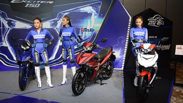 Giá xe máy Yamaha Exciter 150 tháng 2/2019 hôm nay