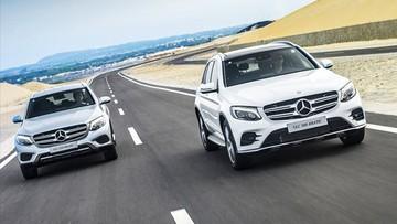 Mercedes-Benz Việt Nam triệu hồi GLC do lỗi nguồn điện, khiến túi khí hoạt động không đúng