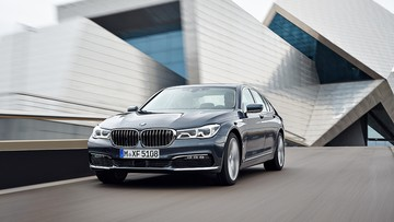 THACO chuẩn bị phân phối sedan hạng sang BMW 7-Series