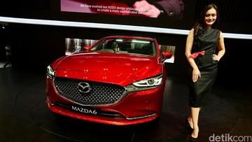 Mazda6 2018 chính thức ra mắt Đông Nam Á với thiết kế cao cấp hơn, nội thất sang trọng hơn