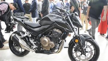 Xe CB500F: Giá xe Honda CB500F mới nhất tháng 07/2019