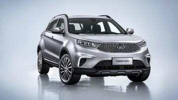 Ford Territory - SUV cỡ C bình dân mới, ra đời từ xe Trung Quốc