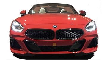 """Xe mui trần """"sang chảnh"""" BMW Z4 2019 lộ diện qua hình ảnh rò rỉ"""