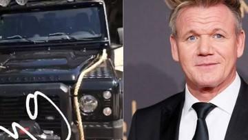 Đầu bếp Gordon Ramsay chịu chi 250.000 USD cho chiếc Land Rover Defender SVX của James Bond