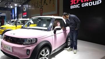Nhà sản xuất xe Trung Quốc BAIC Group đặt mục tiêu lọt top 100 công ty hàng đầu thế giới