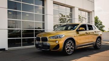 BMW X2 sẽ ra mắt Việt Nam trong tháng 9 tới, cạnh tranh với Audi Q2 và Mercedes-Benz GLA