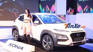 Hyundai Kona chính thức trình làng với 3 phiên bản, giá từ 615 triệu đồng