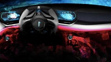 """Siêu xe Pininfarina PF0 lộ nội thất, mất """"dưới 2 giây"""" để tăng tốc 0-100 km/h"""