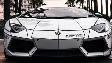 Sau khi bị ăn trộm, chiếc Lamborghini Aventador siêu hiếm được tìm thấy nhờ mạng xã hội