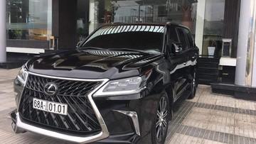 Lexus LX570 Super Sport 2018 hơn 10 tỷ Đồng đầu tiên tại miền Tây