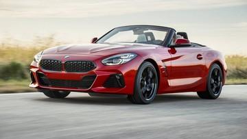 Đánh giá nhanh BMW Z4 2019: Xe mui trần hạng sang phát triển chung với Toyota