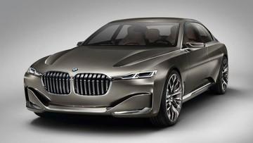 BMW có thể ra mắt 9-Series để đối đầu Mercedes-Maybach S600