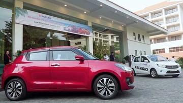 Suzuki Swift 2018 âm thầm ra mắt thị trường: Nâng cấp mạnh tay ngoại thất, bổ sung tiện nghi, có cả Cruise Control