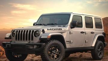 Jeep Wrangler Moab Edition 2018 - Phiên bản off-road cực vạm vỡ với giá trên 50.000 USD
