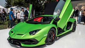 Lamborghini Aventador SVJ có giá hơn 1 triệu AUD tại Úc