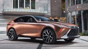Lexus úp mở hình ảnh về một mẫu xe hạng sang mới, khả năng là LF-1 bản thương mại