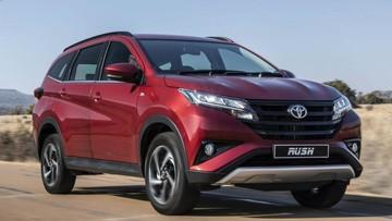 Đánh giá Toyota Rush 2018 bản 5 chỗ: Đẹp mã, nội thất rộng, phù hợp cho đô thị