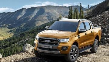 Ford Ranger mới ra mắt với nhiều nâng cấp, trang bị động cơ mới